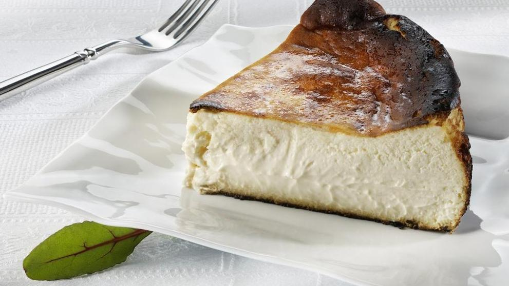 LA VANGUARDIA: Tarta de queso crema