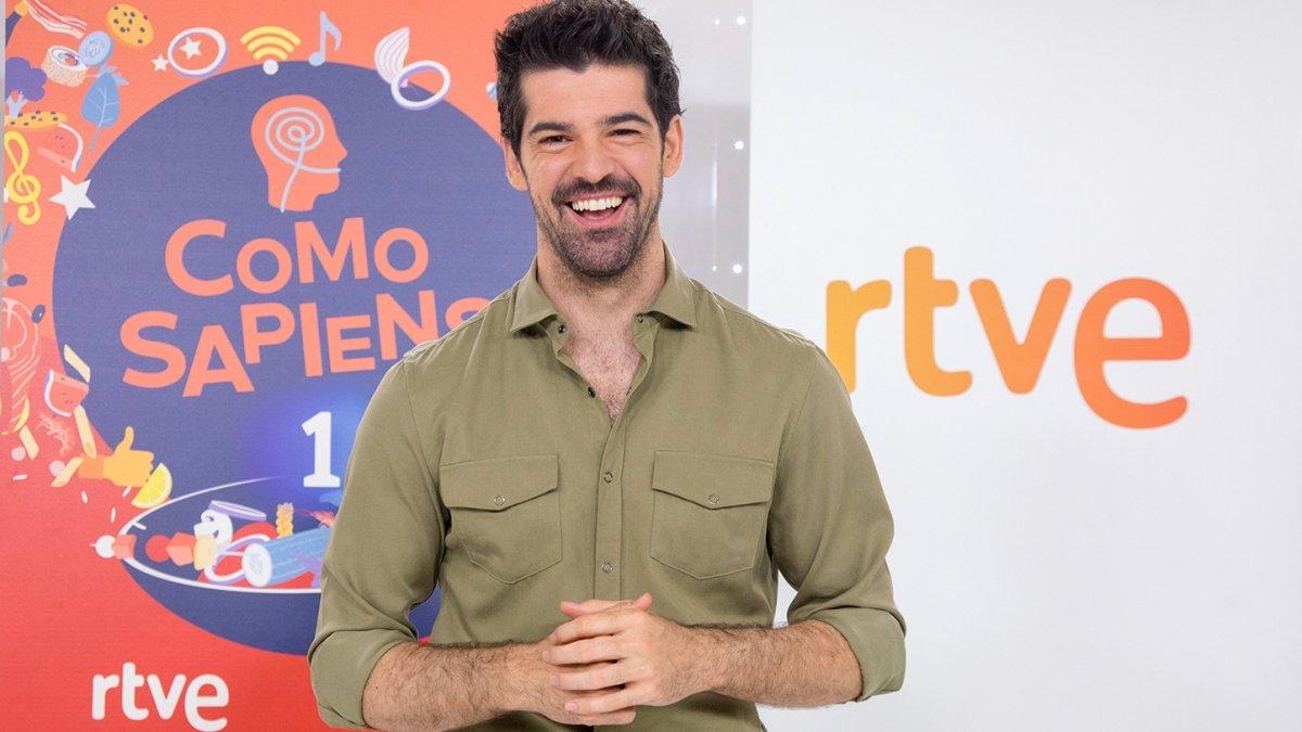 Tarta de queso se LA VIÑA, en Como Sapiens, programa de La 1 presentado por Miguel Ángel Muñoz